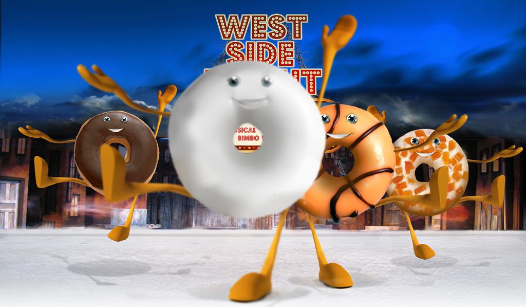 West side donut - Pequeña pero matona