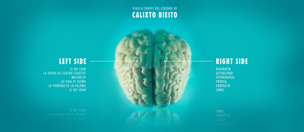 A JOURNEY INTO CALIXTO BIEITO´S BRAIN | FOCUS