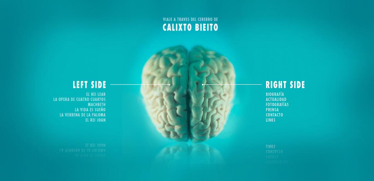 VIAJE AL CEREBRO DE CALIXTO BIEITO  |  FOCUS
