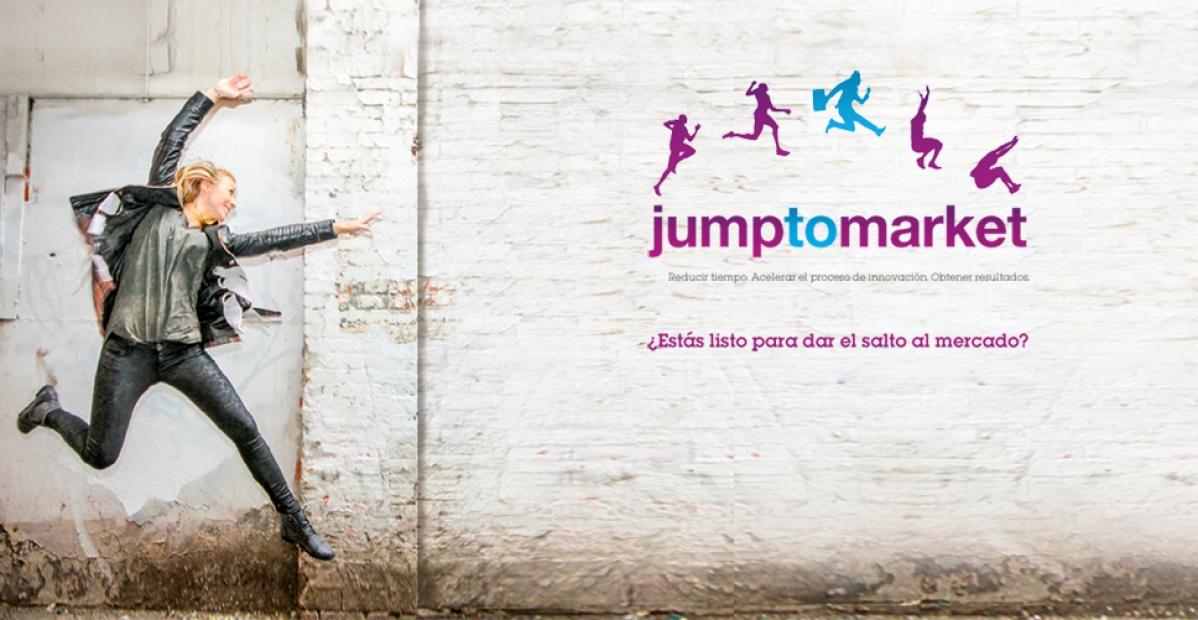 ACELERADORA DE STARTUPS    |    JUMP TO MARKET