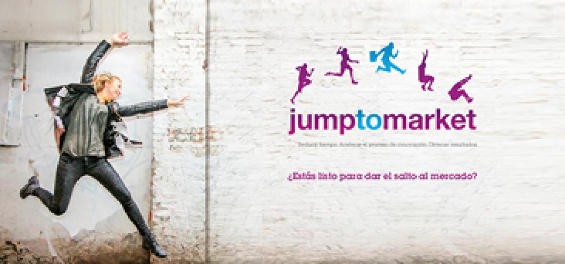 STARTUP  |  JUMP TO MARKET