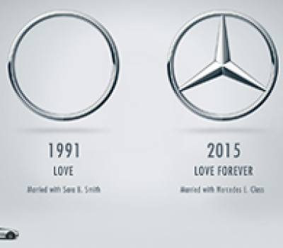 LOVE FOREVER  |  MERCEDES BENZ