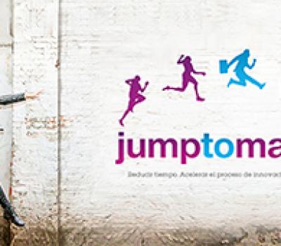 ACELERADORA STARTUPS   |   JUMP TO MARKET